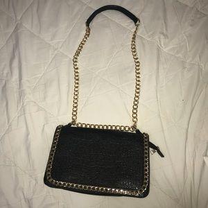 Zara inspired croc boy bag